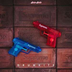 Sample pack SUPREME Drum Kits