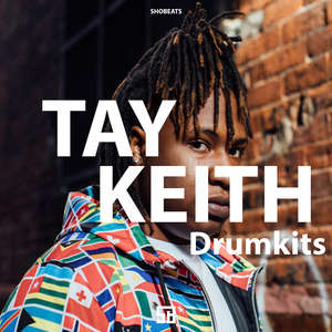 Sample pack TAY KEITH Drumkits