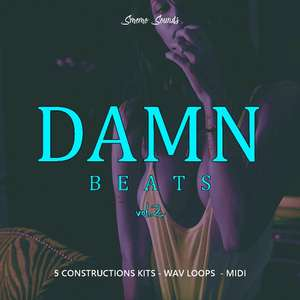 Sample pack DAMN BEATS vol.2