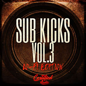 Sample pack Sub Kicks Vol.3