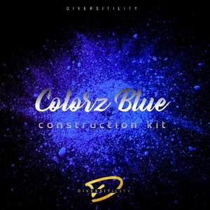 Sample pack Colorz Blue