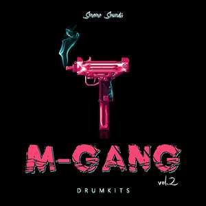 Sample pack M-GANG Drumkits vol.2