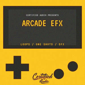 Sample pack Arcade EFX