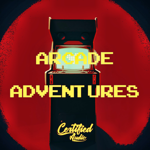 Sample pack Arcade Adventures