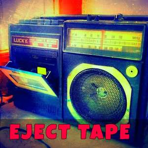 Sample pack EJECT TAPE