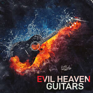 Sample pack Evil Heaven Guitars