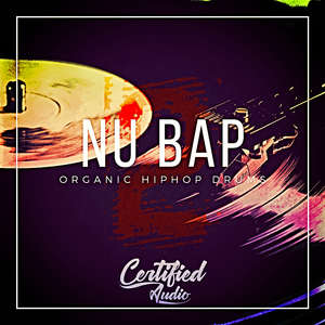 Sample pack Nu Bap Organic HipHop Drums 2