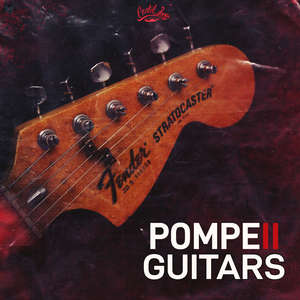 Sample pack Pompeii Guitars 2