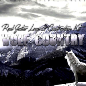 Sample pack Wolf Country
