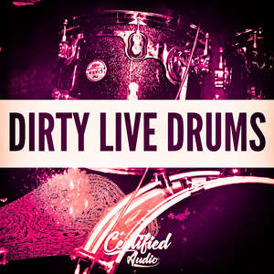 Sample pack Dirty Live Drums