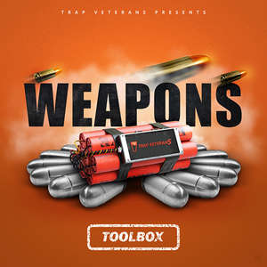 Sample pack Weapons Toolbox Drum Kit