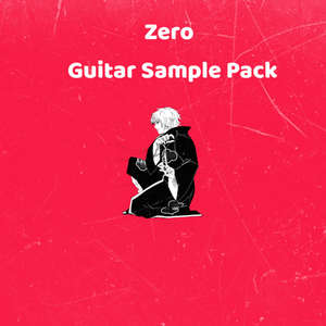 Sample pack Zero Guitar Samples