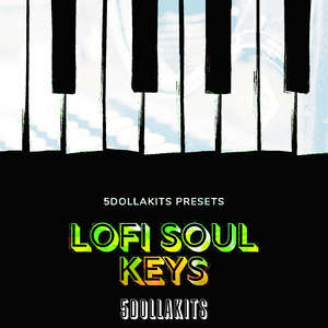 Sample pack Lo-Fi Soul Keys