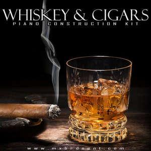 Sample pack Whiskey & Cigars Piano
