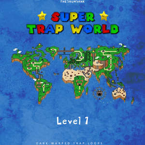Sample pack Super Trap World - Level 1