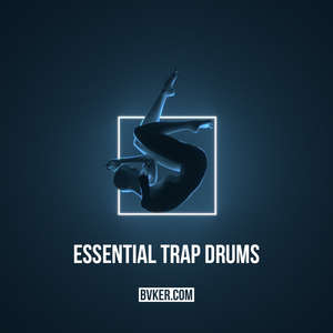 Sample pack Essential Trap Drums