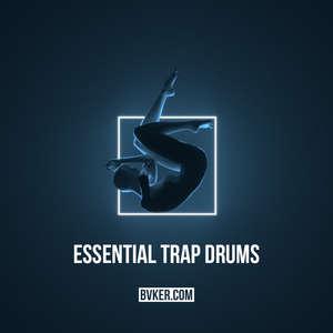 Sample pack Essential Trap Drums