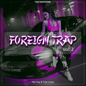 Sample pack Foreign Trap Vol. 2