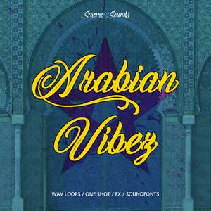Sample pack Arabian Vibez