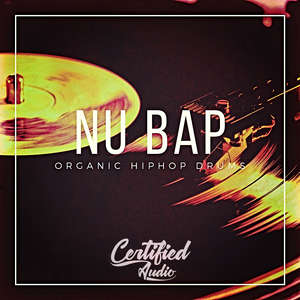 Sample pack Nu Bap Organic HipHop Drums