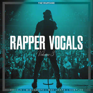 Sample pack Rapper Vocals Vol. 3