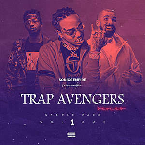 Sample pack Trap Avengers Vol.1