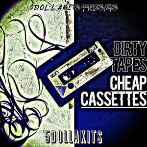 Sample pack Dirty Tapes Cheap Cassettes