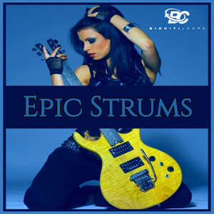 Sample pack Epic Strums