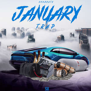 Sample pack JANUARY TRAP