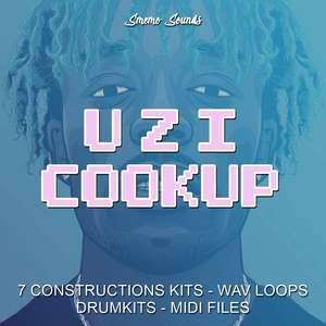 Sample pack Uzi Cookup vol.1