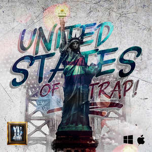 Sample pack United States Of Trap