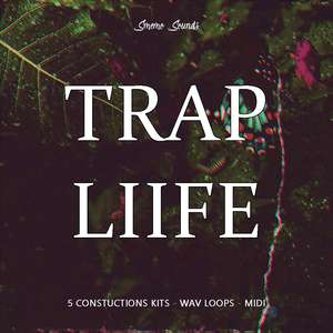 Sample pack TRAP LIIFE