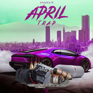 Sample pack APRIL TRAP