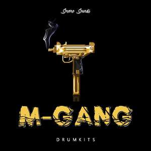 Sample pack M-GANG Drumkits