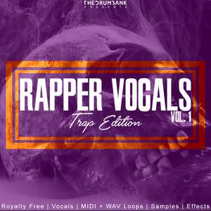 Sample pack Rapper Vocals Vol. 1 (Trap Music)