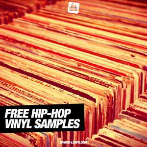 Sample pack Free Hip-Hop Vinyl Samples