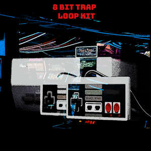 Sample pack 8 Bit Trap