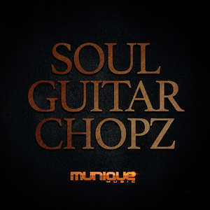 Sample pack Soul Guitar Chopz