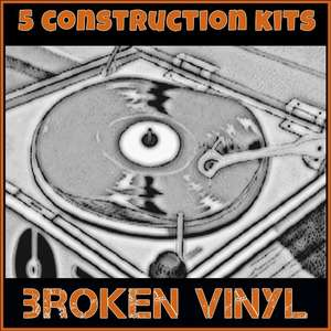 Sample pack Broken Vinyl