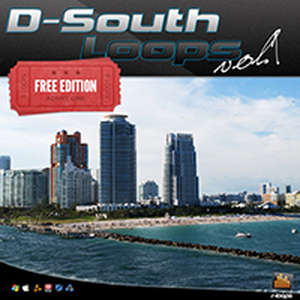 Sample pack D-South Loops