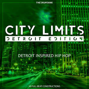 Sample pack City Limits (Detroit Edition)