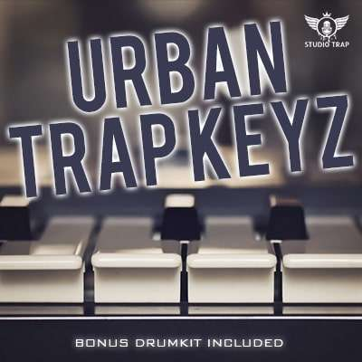 Sample pack Urban Trap Keyz