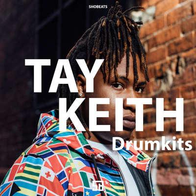 Sample pack TAY KEITH Drumkits