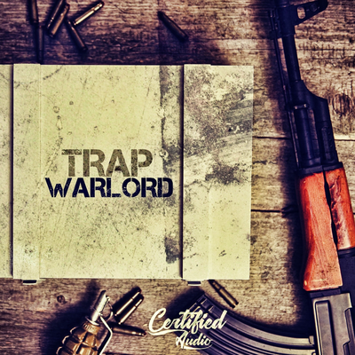 Sample pack Trap Warlord