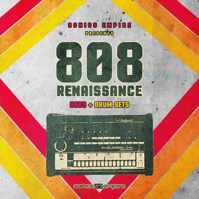 Sample pack 808 Renaissance