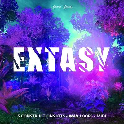 Sample pack EXTASY