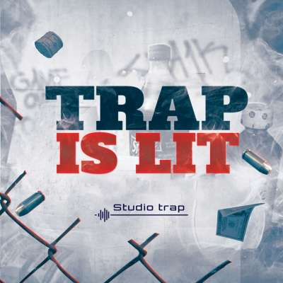 Sample pack Trap Is Lit