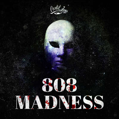 Sample pack 808 Madness Vol.1
