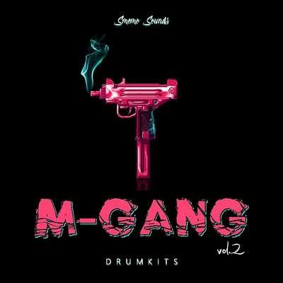 Sample pack M-GANG Drumkits vol.2