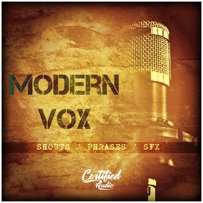 Sample pack Modern Vox